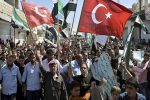 Turkey calls for end to Syrian forces offensive on Idlib