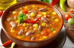 Spicy Taco Soup (Cookery)