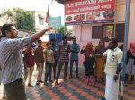 സ്ഥാപക ദിനം: ജില്ലാ ആശുപത്രിയില് ശ്രമദാനവുമായി ഫ്രറ്റേണിറ്റി പ്രവര്ത്തകര്