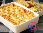 Chicken & Potato Honeycomb Casserole (Cookery): Fauzia