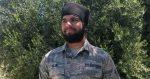 യു എസ് വ്യോമസേനയില് തലപ്പാവും താടിയും അനുവദിച്ച ആദ്യത്തെ സിഖ് വംശജന്