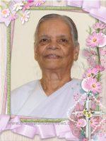 മറിയാമ്മ വര്ഗീസ് (90) നിര്യാതയായി