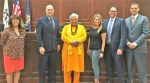 Utah's Herriman & Bluffdale city councils had Hindu prayers on June 12