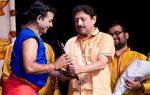 പ്രശസ്ത ഗുരു ആര് എല് വി ആനന്ദിന് മിത്രാസ് പുരസ്കാരം
