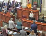 Maine Senate & House open with Hindu prayers