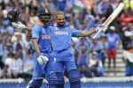 Shikhar Dhawan hits 3rd World Cup hundred as India bully Australia