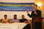 ഇന്ത്യ കാത്തോലിക് അസോസിയേഷന് ഓഫ് അമേരിക്കയുടെ നാല്പതാം വാര്ഷികവും ഈസ്റ്ററും ആഘോഷിച്ചു