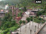 हिमाचल: सोलन में इमारत ढही, 6 जवानों समेत 7 की मौत, 7 फंसे, बचाव अभियान जारी
