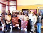 FIA & BAJNA organized the Super 30 publicity event at Times Square, Manhattan, New York & AMC Lowes in Edison, New Jersey