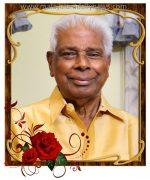 പാലക്കാടന് പി.കെ. വര്ഗീസ് (82) നിര്യാതനായി