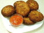 Fish Cutlets/Kababs (Cookery)