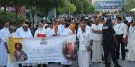 സീറോ മലബാര് ദേശീയ സംഗമം; ഘോഷയാത്ര വര്ണ്ണ ശബളമായി