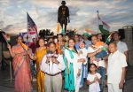 ഡാളസ് ഗാന്ധി പാര്ക്കിലെ സ്വാതന്ത്ര്യദിനാഘോഷം ആകര്ഷകമായി