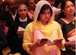 ബൈബിളിലൂടെ ലഭിച്ച ക്രിസ്താനുഭവം ദേവാലയത്തിലേക്ക് നയിച്ചു: മോഹിനി
