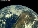 ചന്ദ്രയാന്-2 കണ്ട ഭൂമി; ആദ്യ ചിത്രങ്ങള് ഐഎസ്ആര്ഒ പുറത്തുവിട്ടു