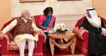 നരേന്ദ്ര മോദിക്ക് ബഹറിനില് ഊഷ്മള സ്വീകരണം