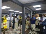 കുമ്മനം രാജശേഖരന് ന്യുയോര്ക്കിലെ ക്ഷേത്രങ്ങളില് ഗംഭിര സ്വീകരണം