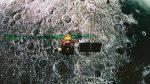 ആശ്വാസം: വിക്രം ലാന്ഡറിനെ ചന്ദ്രന്റെ ഉപരിതലത്തില് കണ്ടെത്തി