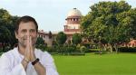 Rafale Case: Supreme Court closes contempt plea against Rahul Gandhi, asks him to be careful in future