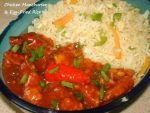 Chicken Manchurian & Egg-Fried Rice