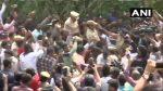 ഹൈദരാബാദ് പൊലീസ് നടപടി: സ്വാഗതം ചെയ്ത് പൊതുജനം