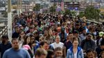 'മെക്സിക്കോയില് തുടരുക' പ്രോഗ്രാമില് രജിസ്റ്റര് ചെയ്ത 50,000 അഭയാര്ത്ഥികളില് അഭയം നല്കിയത് 11 പേര്ക്ക് മാത്രം