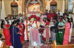 ചിക്കാഗോ സെന്റ് മേരീസ് ഇടവകയിലെ കുഞ്ഞിപൈതങ്ങളുടെ ആദ്യത്തെ ക്രിസ്തുമസ്