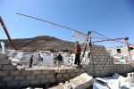 Missile attack on Yemen MP home kills two including child