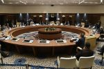 Libya's neighbours reject foreign interference in crisis-hit country