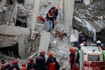 Turkey searches for last people missing from quake that killed at least 38