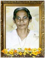 അന്നമ്മ വര്ഗീസ് (81) നിര്യാതയായി