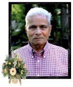 പീറ്റര് ഉതുപ്പാന് (91) ന്യൂജെഴ്സിയില് നിര്യാതനായി