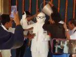 പ്രതിമയും അശുദ്ധമാകുമെന്ന് തെളിയിച്ച് കമ്മ്യൂണിസ്റ്റ്-ആര്ജെഡി പാര്ട്ടികള്