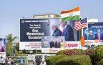 നമസ്തേ ട്രംപ്: ട്രംപ് അല്പ്പസമയത്തിനുള്ളില് ഇന്ത്യയില്; സ്വീകരിക്കാനായി മോദിയെത്തി