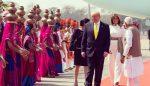 നരേന്ദ്ര മോദിക്ക് നന്ദി അറിയിച്ച് മെലാനിയ ട്രംപിന്റെ ട്വീറ്റ്