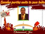 Secular parties unite to save India