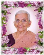 മേരി ജോര്ജ് ചെത്തിക്കോട്ട് (88) നിര്യാതയായി