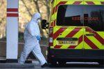 London hospitals facing 'tsunami' of virus patients: NHS bosses