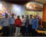 ഇന്ത്യ പ്രസ് ക്ലബ് നോര്ത്ത് ടെക്സസ് ചാപ്റ്റര് എബ്രഹാം തെക്കേമുറിയെ ആദരിച്ചു