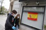 Spain loosens lockdown for housebound youngsters