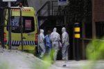 Spain reports drop in daily coronavirus death toll