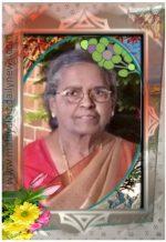 അന്നമ്മ തോമസ് (86) അരിസോണയില് നിര്യാതയായി