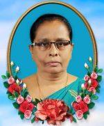 സാലി ജോര്ജ്ജ് (61) നിര്യാതയായി