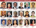IAPC ANNOUNCES NEW NATIONAL EXECUTIVE COMMITTEE  President : Dr.S.S.Lal, Exec.Vice President: Annie J Koshy, General Secretary: Biju Chacko