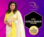 Mrs. Cosmos Fashion Icon 2020 ropes in Kerala-Based Entrepreneur Abhini Sohan Roy as brand ambassador