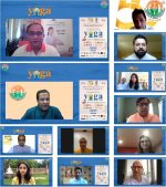 FIA Commemorates 6th International Day of Yoga With A Successful Virtual Event