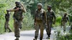 J&K: encounter with militants of security forces in Pulwama, 1 killed, 2 surrounded, search operation going on