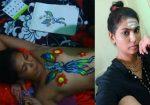 വിവാദ നായിക രഹ്ന ഫാത്തിമ വീണ്ടും വിവാദത്തില്, മക്കള്ക്ക് ചിത്രം വരയ്ക്കാന് ശരീരം നഗ്നമാക്കി, ബാലാവകാശ കമ്മീഷന് കേസെടുത്തു