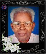 റിട്ടയേര്ഡ് സുബേദാര് മേജര് പി.വി. സാമുവല് നിര്യാതനായി