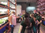 The Northern New Jersey Community Foundation Green Team Visits  Greens Do Good Vertical Farm